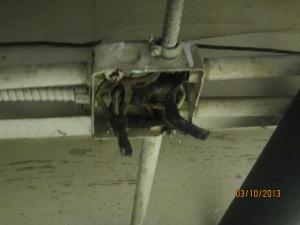 Strange wiring, YIKES!!!!