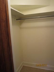 Paint your closets!