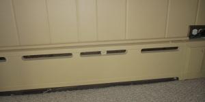 like new radiator covers