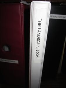 The Landscape Book