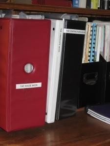 A Trio of Organization